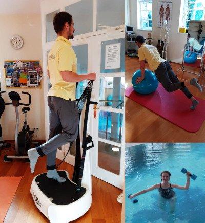 Gezieltes Bewegungstraining zur Verbesserung der Knochen